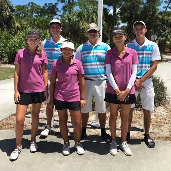 Florida State Golf Association - Junior Team Championships - Teams 16-18, 2018