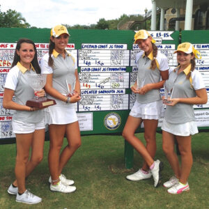 Florida State Golf Association - Junior Team Championships - Girls 13-15, 2014