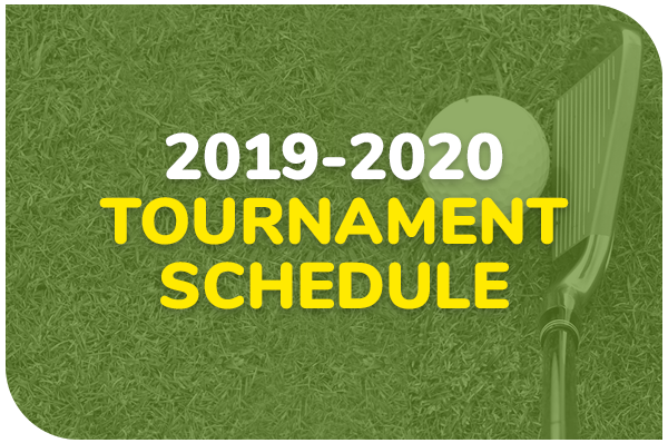 GCJGF 2019-2020 Tournament Schedule