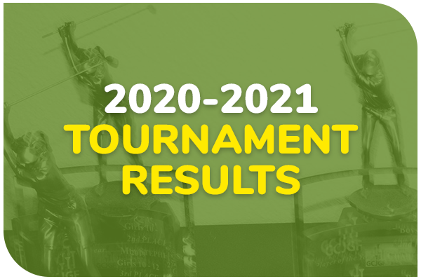 GCJGF 2020-2021 Tournament Results