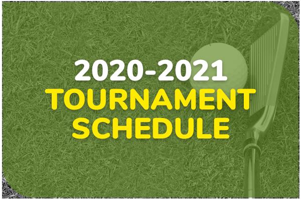 GCJGF 2020-2021 Tournament Schedule