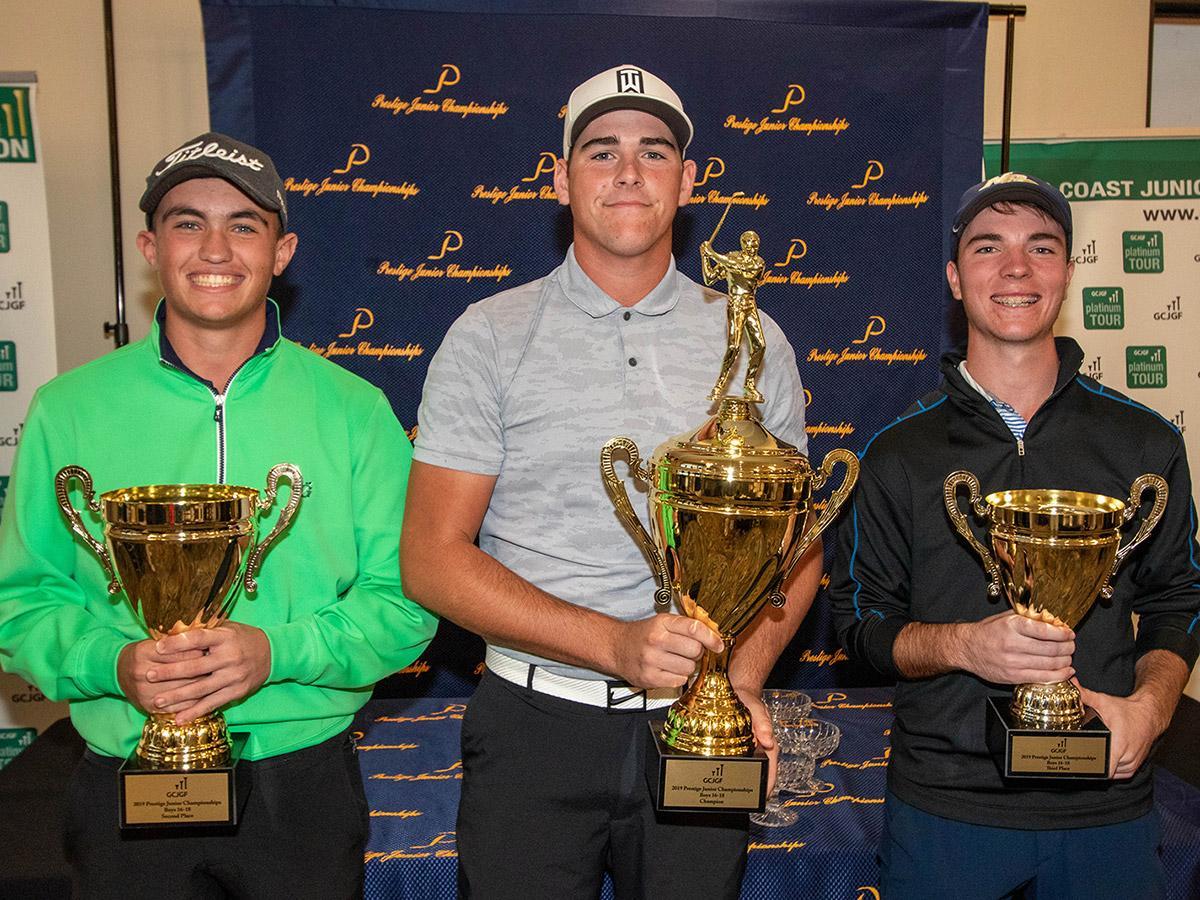 2019 Prestige Junior Championships